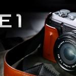 Pre-Photokina Neuheit: Fuji X-E1