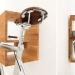 Mikili Kappô – Fahrradhalterung für's Wohnzimmer