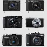 Übersicht: Ambitionierte Kompaktkameras