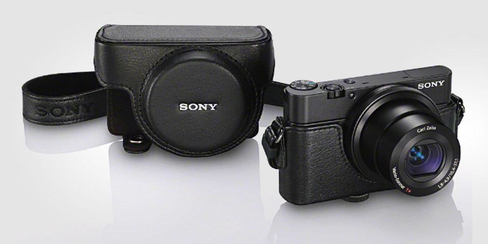 Sony-RX100-Tasche-Lederoptik-Case
