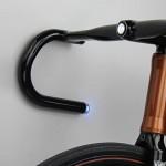 Auf dem Weg zum smarten Bike: Helios-Lenker mit Beleuchtung, Navi und GPS