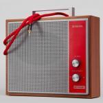 Tragbare Retro-Lautsprecher von Soundpauli
