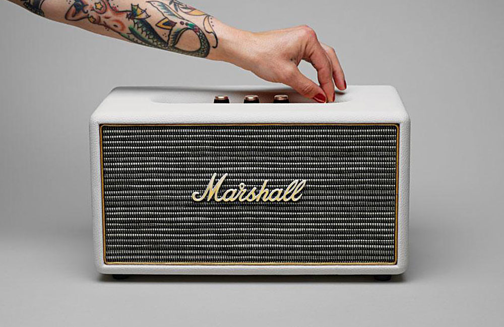 Marshall-Stanmore-Bluetooth-Lautsprecher