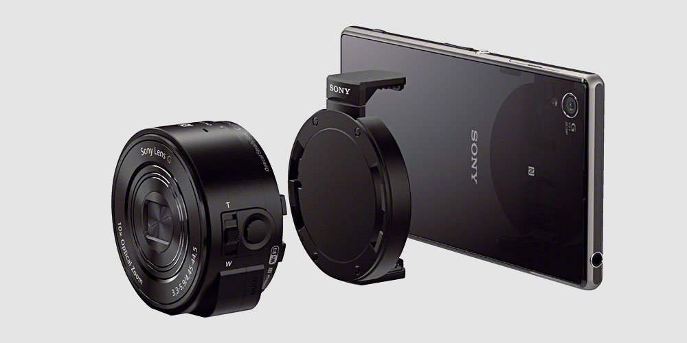 Sony-QX10-Smartphone-iPhone-Kamera-Objektiv