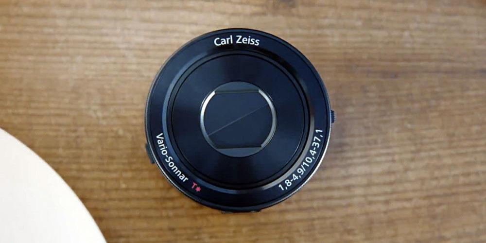 Sony-QX100-Smartphone-iPhone-Kamera-Objektiv
