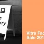 Vormerken: Vitra Factory Sale 2013