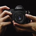 Sony Alpha 7: Spiegellose Systemkamera mit Vollformatsensor