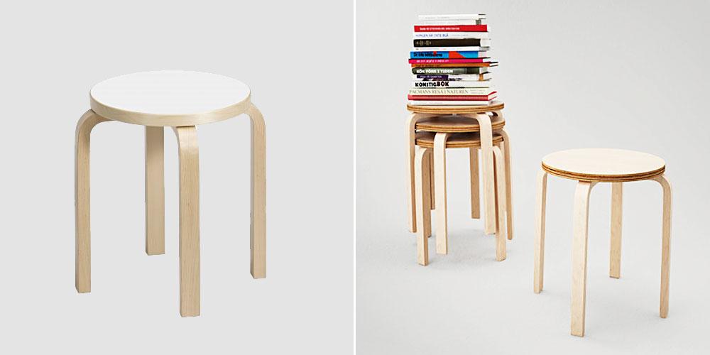 Artek-Stool-E60-Alternative-Ikea-Frosta-Hocker