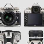 Mit Gewalt auf alt gemacht: Retro-Spiegelreflexkamera Nikon Df