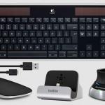 Schwarzes Zubehör für den neuen Mac Pro