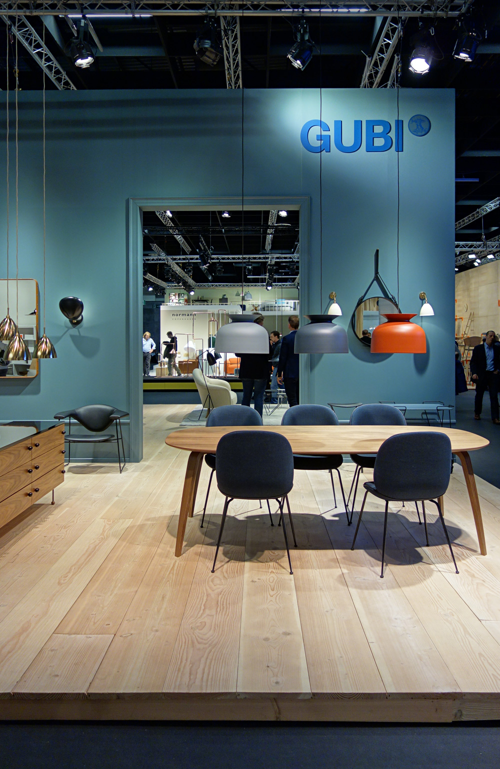 IMM-2014-Internationale-Moebelmesse-Koeln-Gubi-2