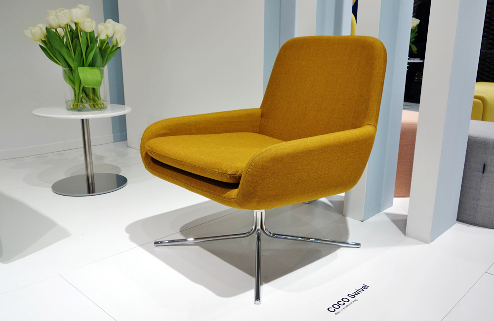 IMM-2014-Internationale-Moebelmesse-Koeln-Softline-Coco-Swivel