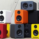Nocs NS2: Aktive Stereo-Lautsprecher mit AirPlay