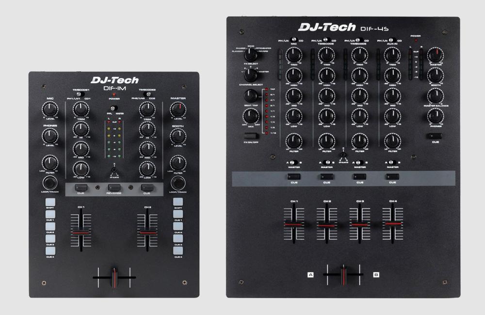 DJ-Tech-DIF-1M-DIF-4S-Mixer-Mischpult