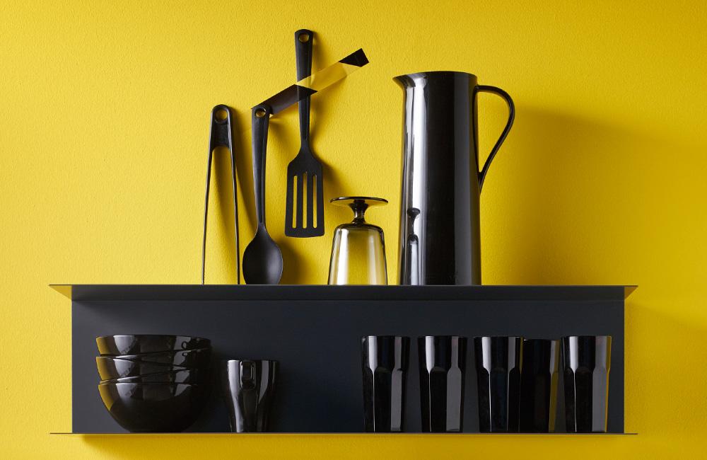 Ikea-BOTKYRKA-Wandregal-Stahl-Pulverbeschichtet-Mood
