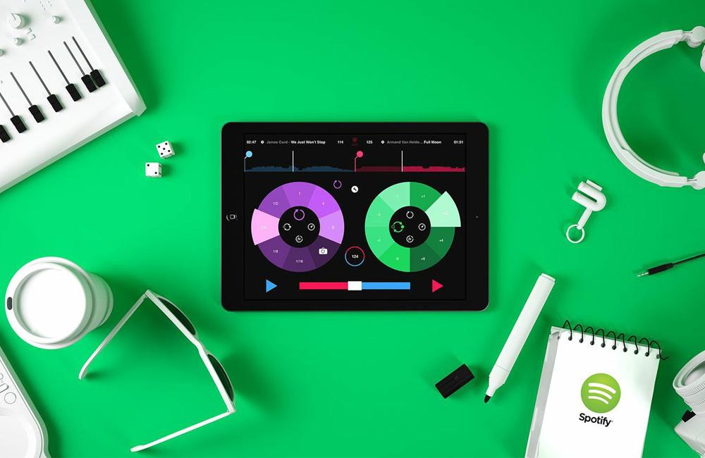 Pacemaker-DJ-iPad-App-Spotify