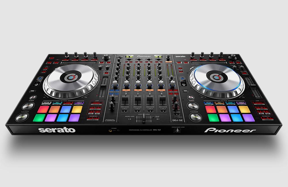Pioneer-DDJ-SZ-Serato-DJ-Controller