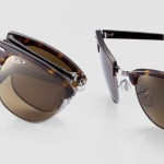 Ray-Ban Folding: Die Sonnenbrille zum zusammenklappen