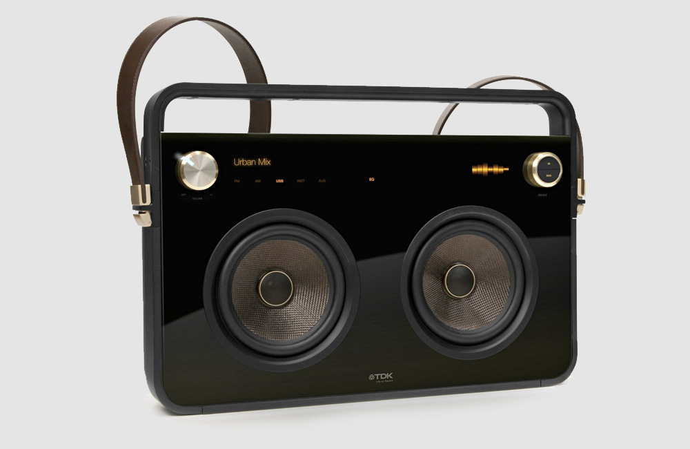 TDK-Life-On-Record-Boombox-2-Speaker