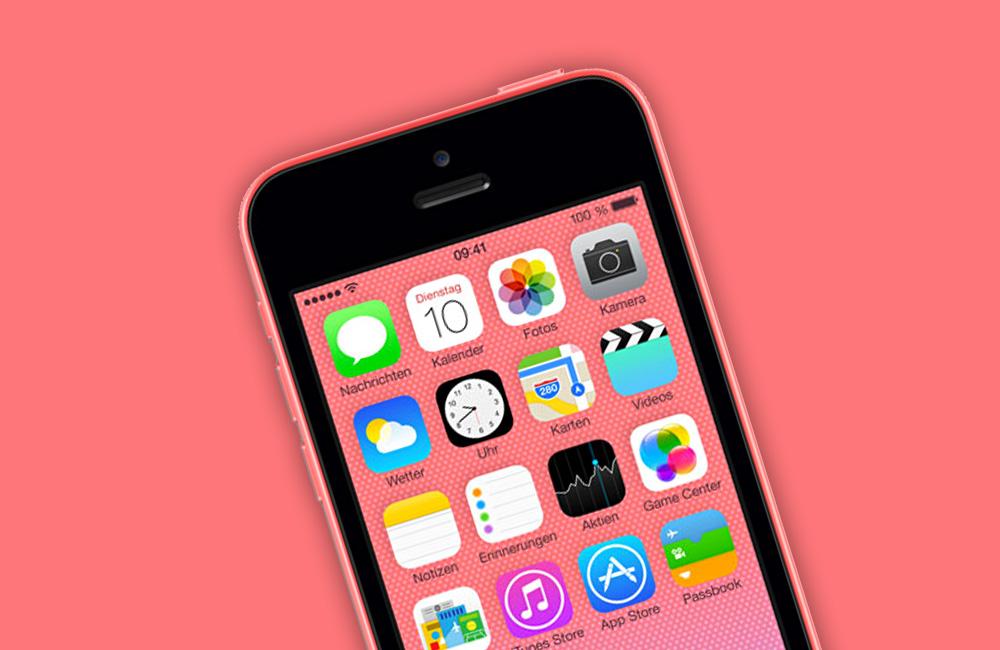 iPhone-5C-Red-Valentins-Day-Angebot