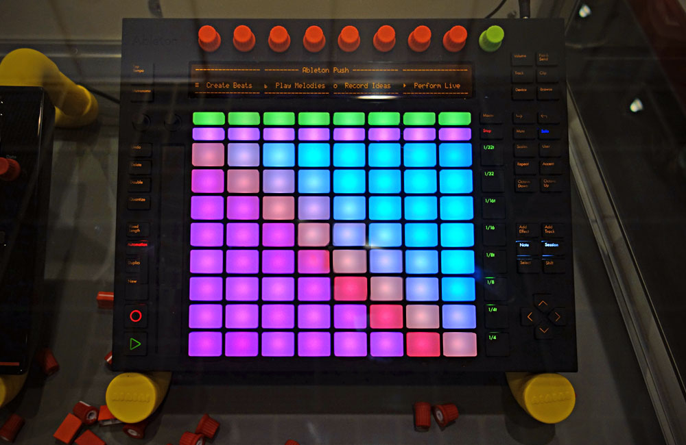 Ableton-Push-Chroma-Caps-Musikmesse-2014