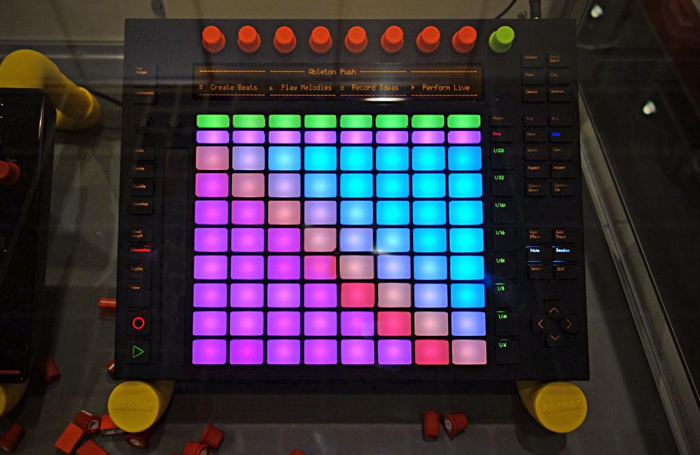 Ableton-Push-Chroma-Caps-Musikmesse-2014
