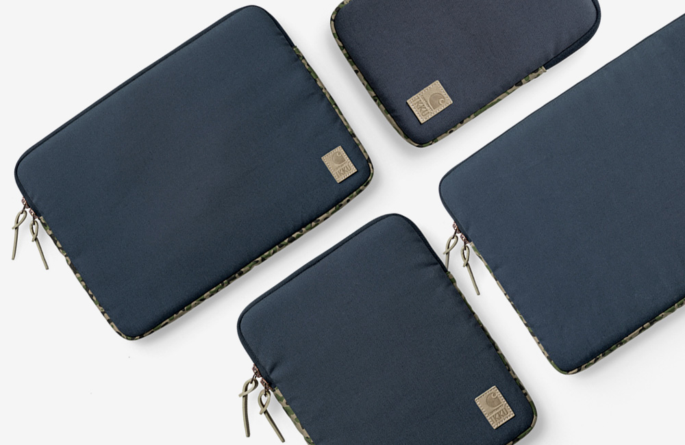 Ikku-X-Carhartt-WIP-Collaboration-Sleeves-iPad-Air-Mini-MacBook-13-15