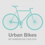 Urban Bikes mit Nabenschaltung: Überblick für die Saison 2014 (Teil 1)