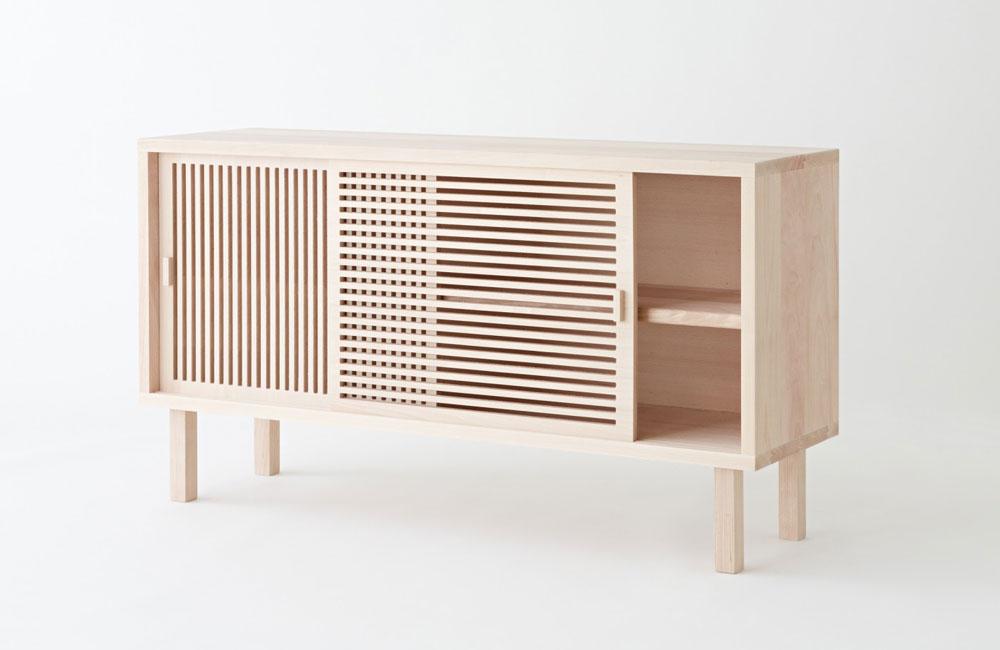 buffet kyoto von colonel unhyped. Black Bedroom Furniture Sets. Home Design Ideas