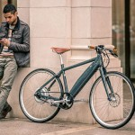 Grace Easy: Elegantes Urban Bike mit elektrischem Antrieb