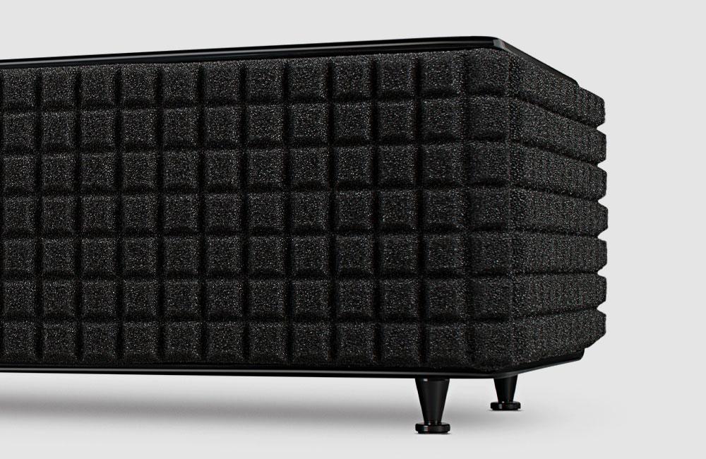 JBL-Authentics-L8-AirPlay-Bluetooth-Lautsprecher-Schwarz-Detail