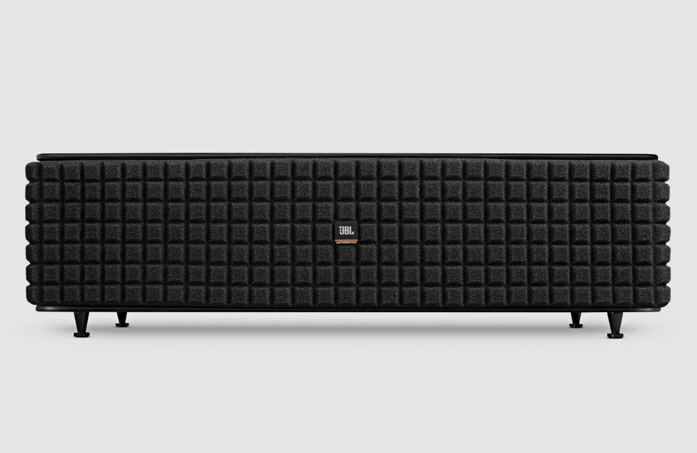 JBL-Authentics-L8-AirPlay-Bluetooth-Lautsprecher-Schwarz