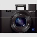 It's not a trick: Sony RX100 III mit ausklappbarem Sucher und neuem Objektiv