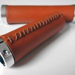 DIY: Lenkergriffe mit Leder beziehen