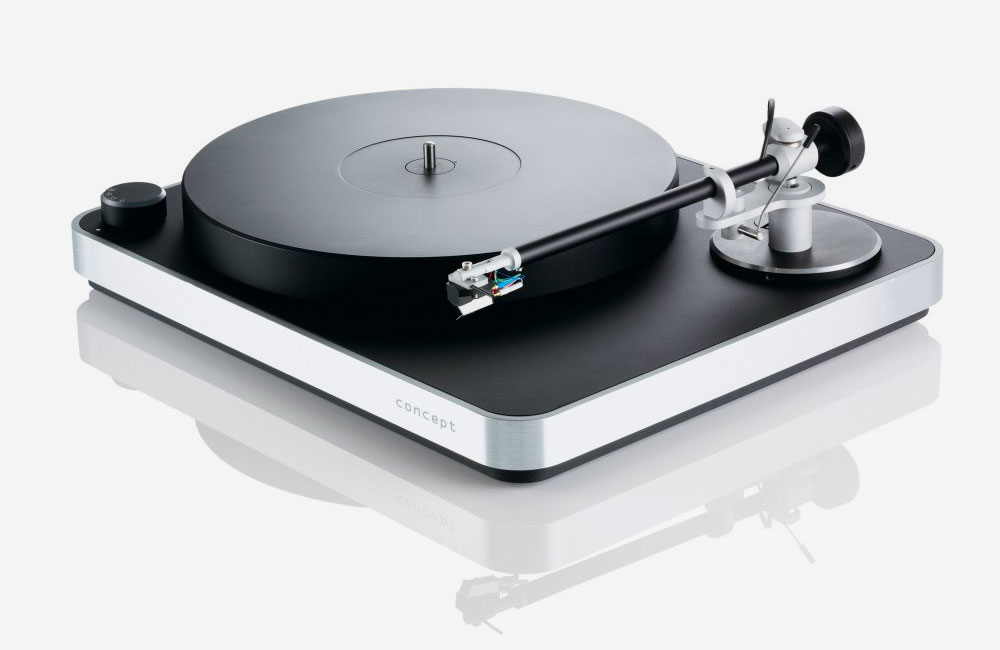 Clearaudio-Concept-Turntable-Plattenspieler
