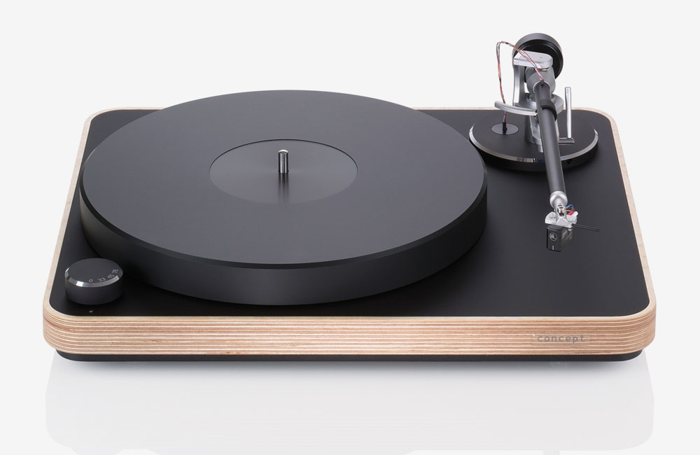 Clearaudio-Concept-Wood-Turntable-Plattenspieler-1