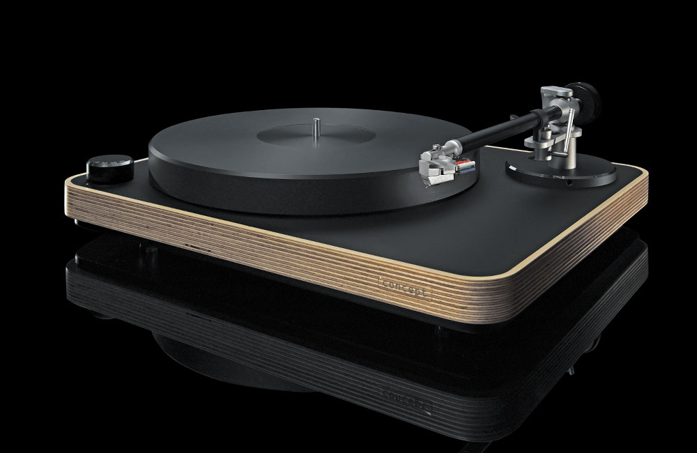 Clearaudio-Concept-Wood-Turntable-Plattenspieler-3