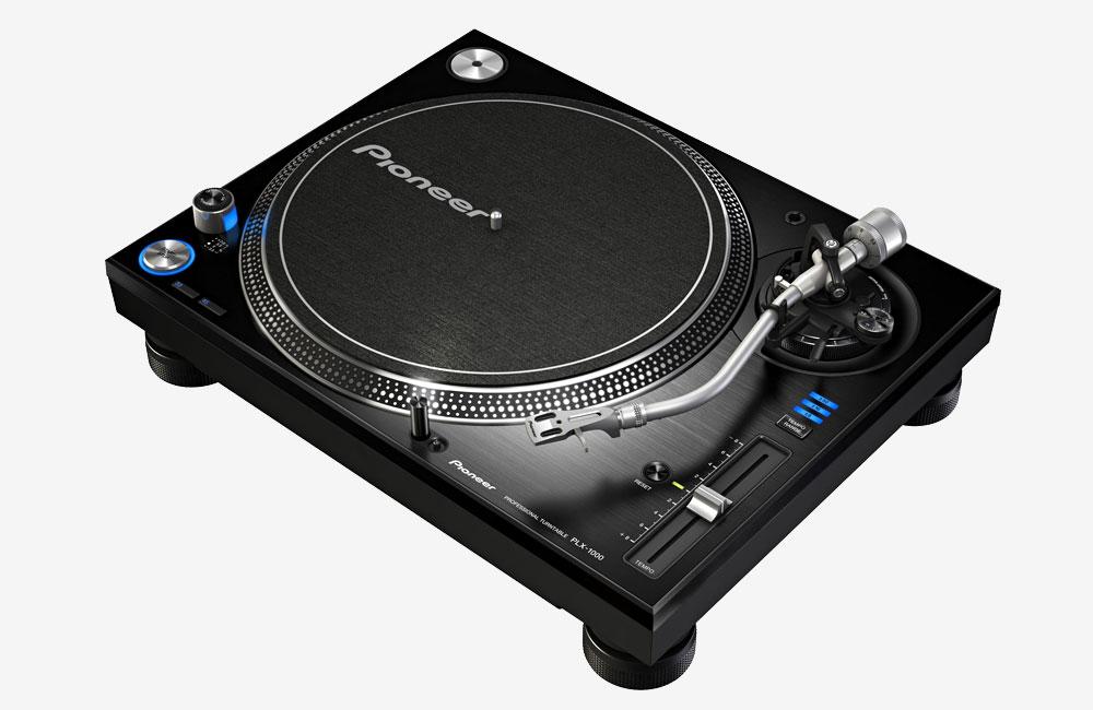 Pioneer-PLX-1000-Turntable-Plattenspieler