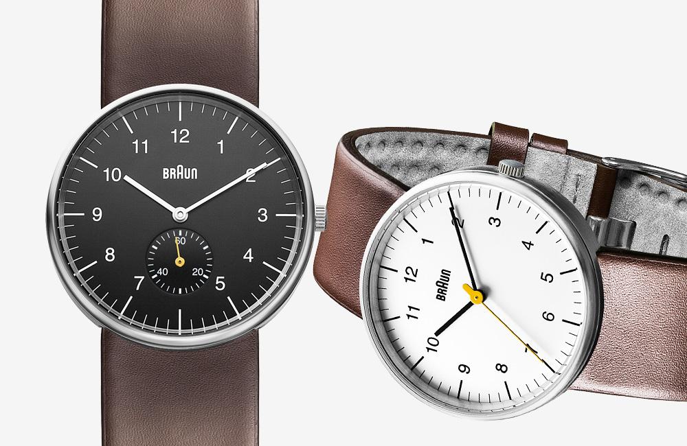 Herren DealBraun Euro Armbanduhr Unhyped Für 98 dxreBCo