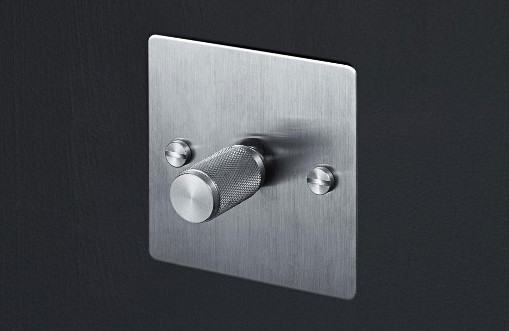 Gut bekannt Klassisch: Lichtschalter und Dimmer von Buster+Punch - unhyped. YW49