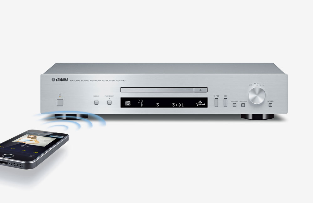 Yamaha Cd Players Australia