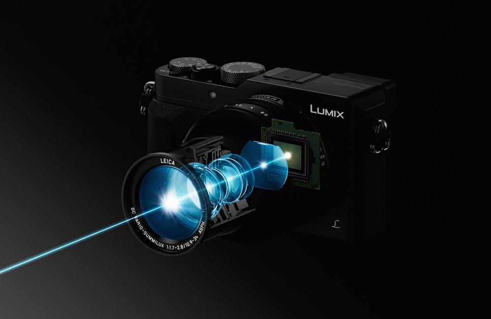 Panasonic-Lumix-LX100-Four-Thirds-Kompaktkamera-Sensor