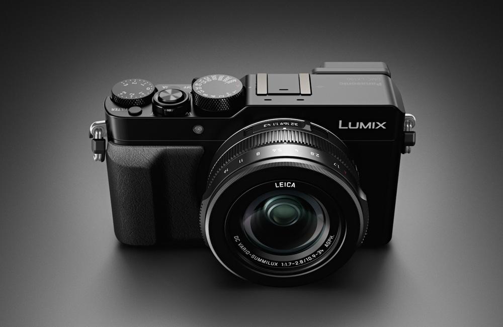 Panasonic-Lumix-LX100-Four-Thirds-Kompaktkamera