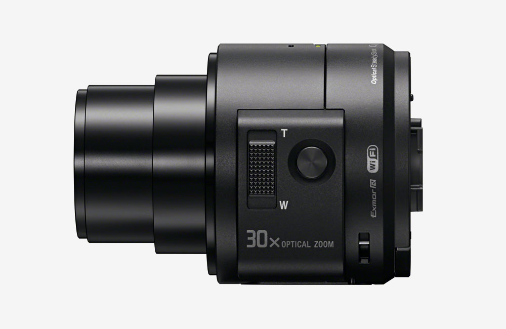 Sony-Kameramodul-QX30-Fach-Zoom-Objektiv-Smartphone
