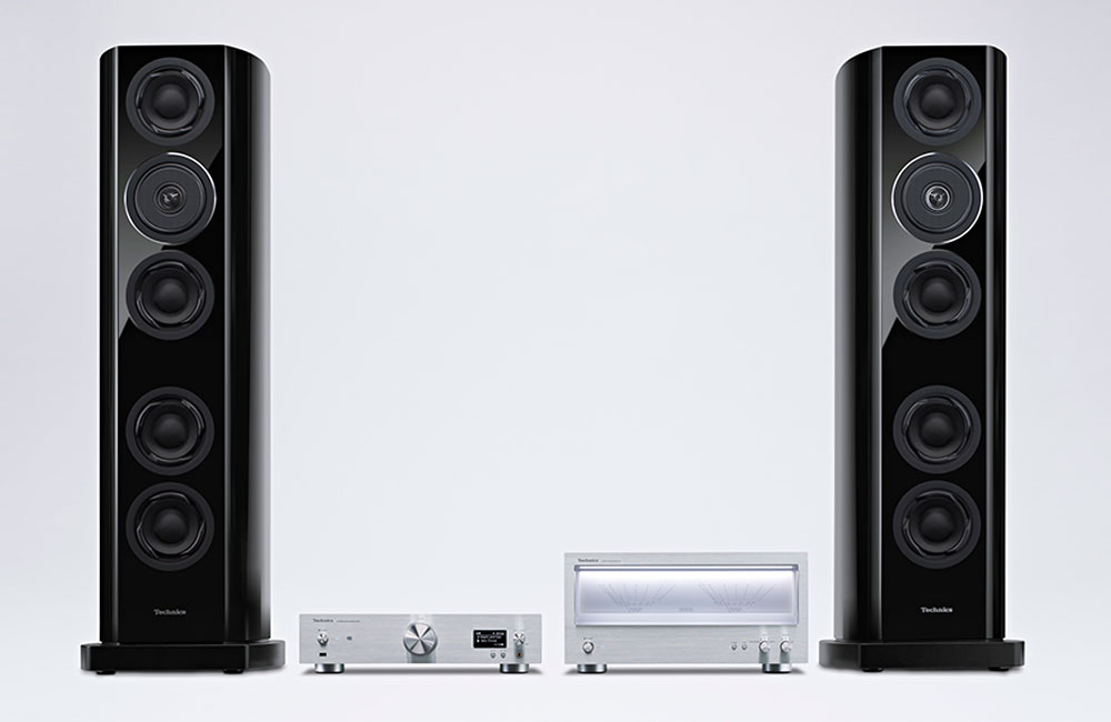 TEchnics-Reborn-R1-Series-High-End-Stereo-System