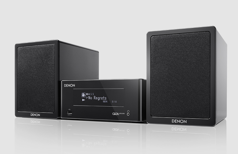 Denon-CEOL-N4-Kompakt-Streaming-Musiksystem-Bluetooth-AirPlay-Stereo-Schwarz