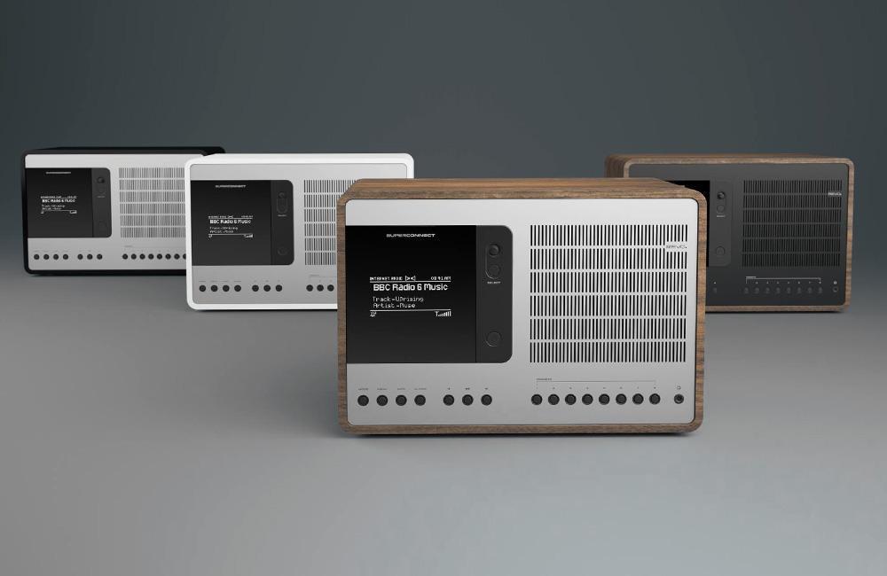 Revo-SuperConnect-DAB-Digital-UKW-Radio-Bluetooth-Soeaker-Classic-Vintage-Neue-Farben-2014