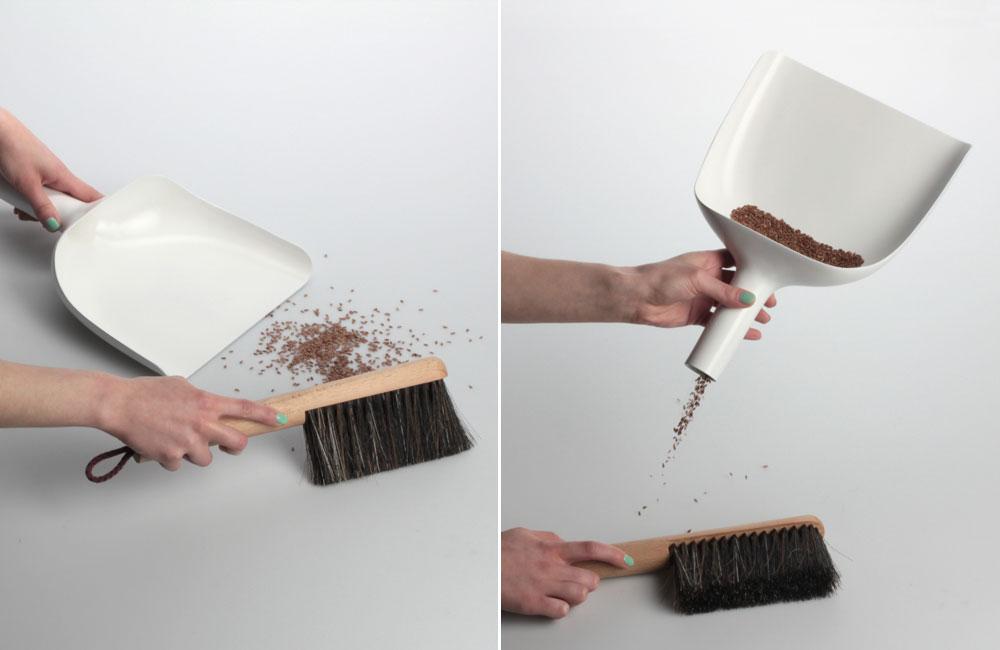 Menu-Sweeper-Handfeger-Kehrschaufel-Besen-2