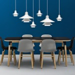 Gut in Form: Neue Stühle und Tische von Normann Copenhagen