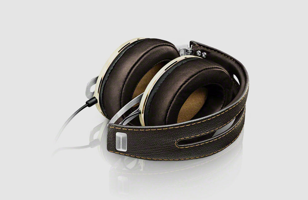 Sennheiser-Momentum-M2-Over-Ear-Headphone-Kopfhoerer-Ivory-Gefaltet-Faltbar-Foldable